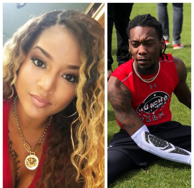 Offset's Baby Mama Lashes Out Over His Recent Interview: I Feel Like It's F*cked Up! [VIDEO]