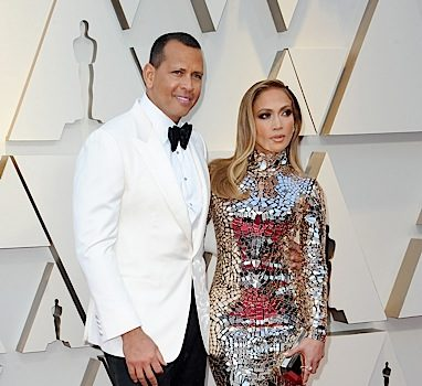 A-Rod Accused Again Of Cheating On Fiancée J.Lo W/ Playboy Model
