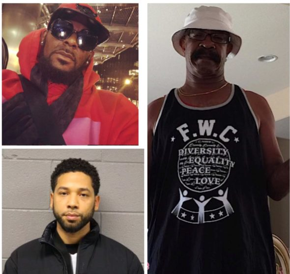 "Drake's Dad Says R. Kelly ""Has My Support 100%"" & Jussie Smollett Is ""Misunderstood"""