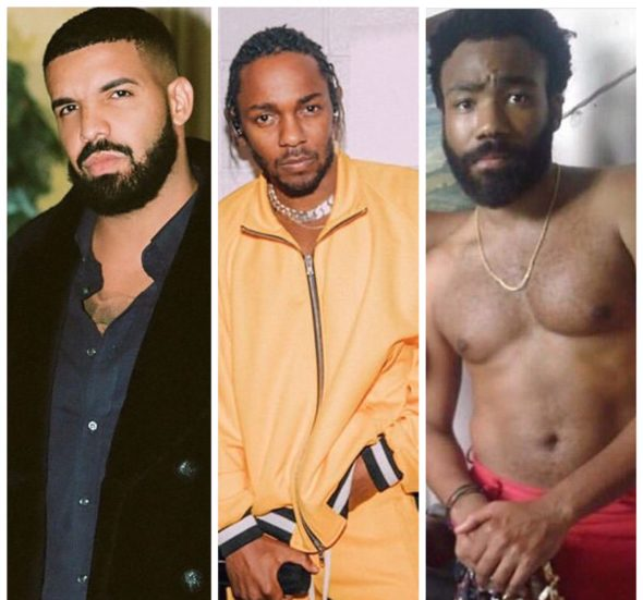 Drake, Kendrick Lamar & Childish Gambino All Turned Down The Grammy's