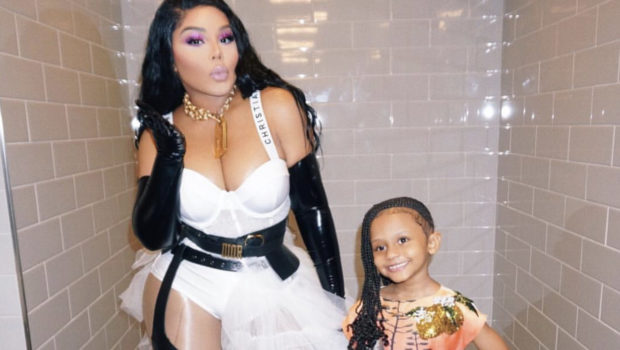 Lil' Kim Is Obsessed With Adorable Daughter [Photos]