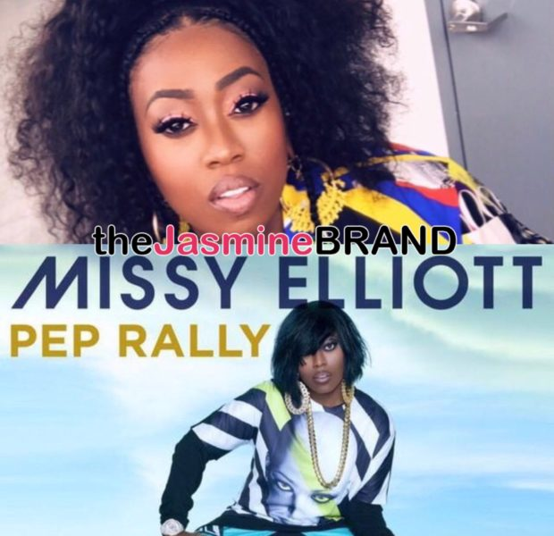 Missy Elliott Sued By Author Who Claims Singer Used Her Bald Head On Cover