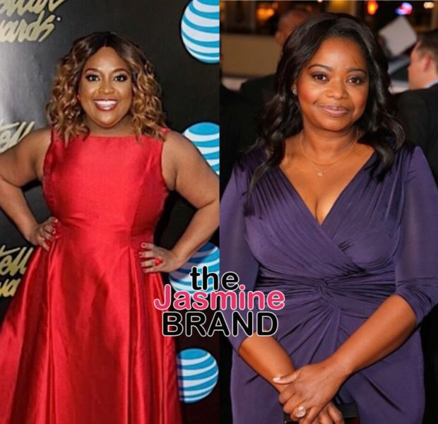 Sherri Shepherd Gets Into Airline VIP Lounge By Saying She's Octavia Spencer