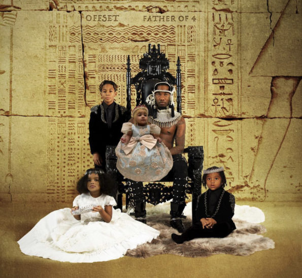 What Does The Father Of The Bride Wear: Offset Gives Public Rare Appearance Of Baby Kulture In