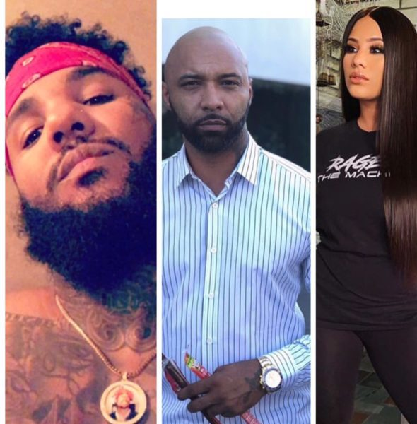 The Game Continues To Taunt Joe Budden, Claiming He Had Sex W/ Cyn Santana: You Can't Sue Me Over The Truth!
