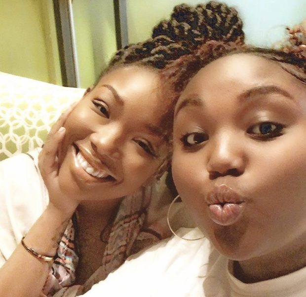 Brandy's Daughter Syrai Can Sing, Too!