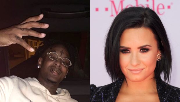Demi Lovato Quits Twitter After Facing Backlash For Joking About 21 Savage