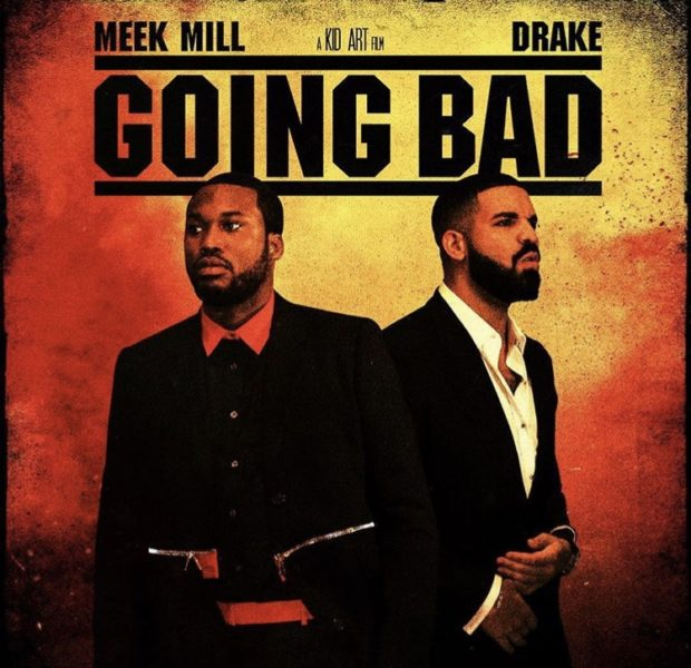 "Meek Mill & Drake Play Mob Bosses In ""Going Bad"" Video"