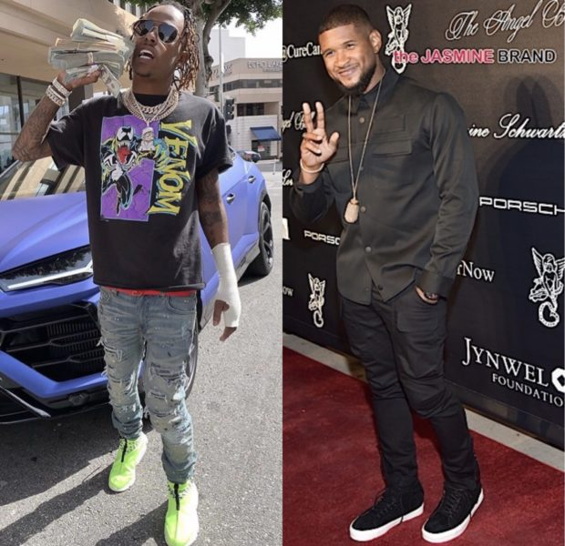 Rich The Kid Robbed At Studio While Usher Recorded