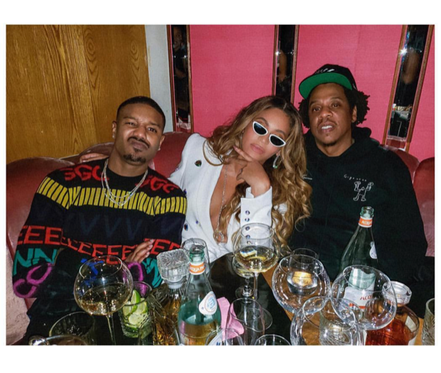 EXCLUSIVE: Beyonce – What Queen Bey Wore To Michael B. Jordan's Dinner Party