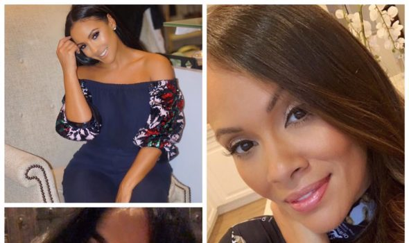 Update: Floyd Mayweather's Baby Mama & Other NFL Exes Team Up For TV Project About Abuse, Evelyn Lozada Denies Involvement