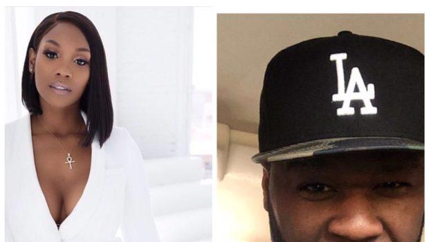 50 Cent Caught Kissing Ex 'Black Ink Crew: Chicago' Star Nikki Nicole?