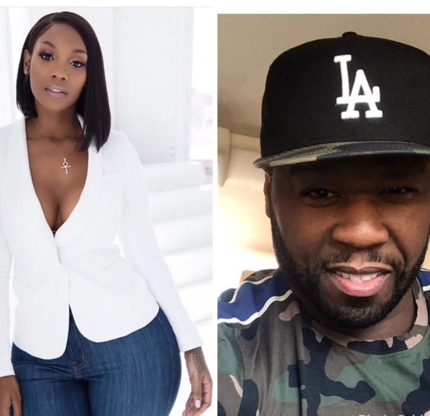 50 Cent Caught Kissing Ex 'Black Ink Crew: Chicago' Star Nikki Nicole?