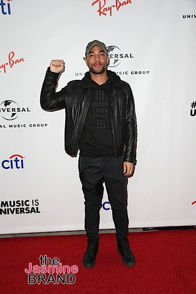 'Insecure' Star Kendrick Sampson: Hollywood Is An Oppressive, White Supremacist System