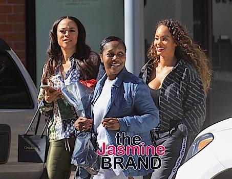 Common, Lupita Nyong'o, Kamala Harris, Meghan Duchess of Sussex, Shaunie O'Neal, Evelyn Lozada [Celebrity Stalking]