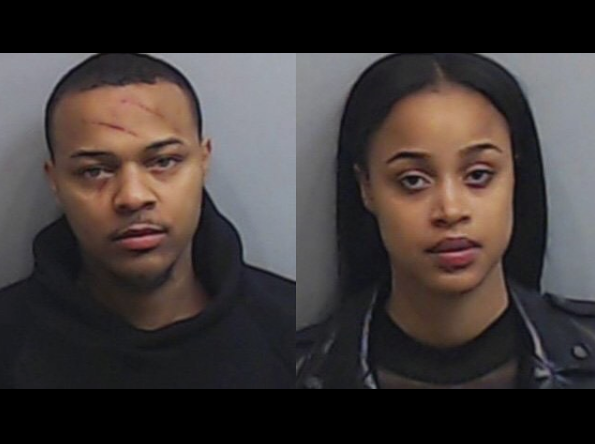 Bow Wow & Kiyomi Leslie – Explosive Elevator Video Shows Rapper Getting In Woman's Face, Yelling Before Domestic Violence Incident