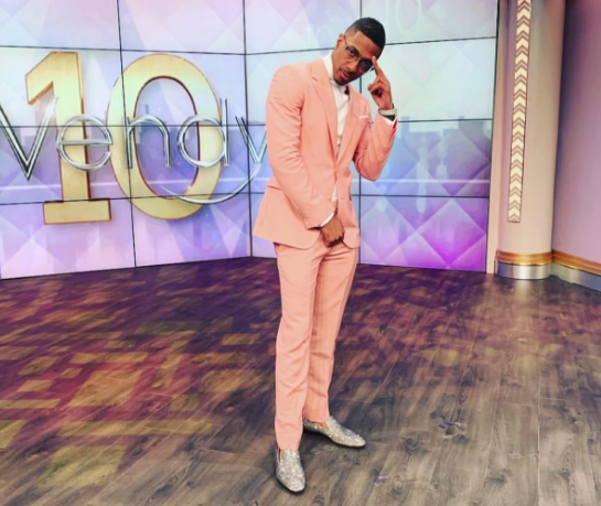 Nick Cannon Kills Rumors He's Replacing Wendy Williams