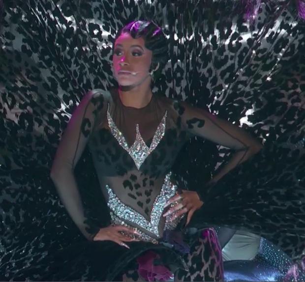 Cardi B Performs 'Money' At Grammys [VIDEO]