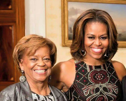 Michelle Obama's Mom Wasn't Impressed By Her Grammy Moment, See Her Hilarious Texts!