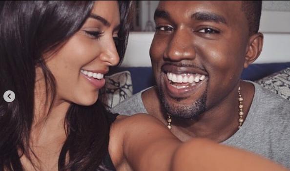Kim Kardashian Calls Kanye 'Best Husband' After He Gets Kenny G To Perform For Her On Valentine's Day