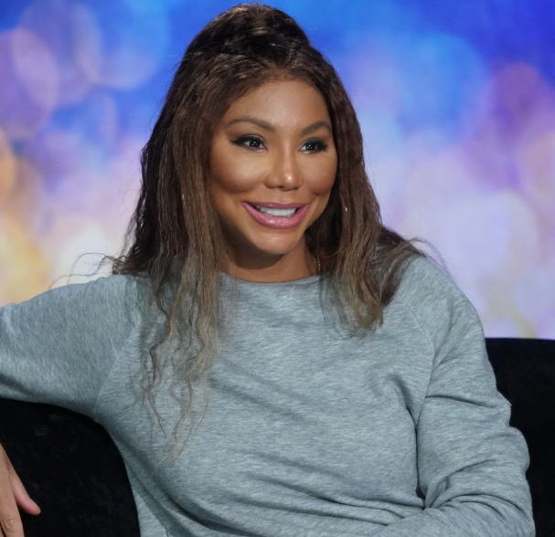 """Tamar Braxton 1st African American To Win """"Celebrity Big Brother"""""""
