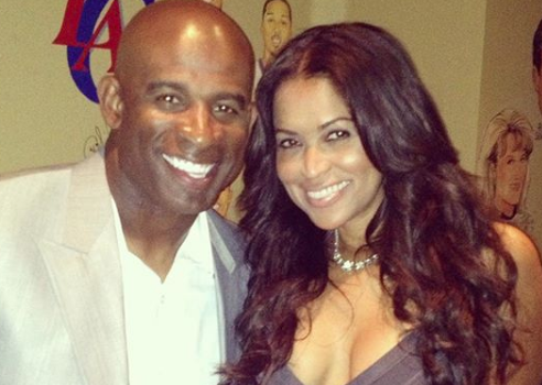 Deion Sanders Reflects On New Fiancée Tracey Edmonds: When You've Seen So Much Lying, Cheating & Stealing You Want To Let Go