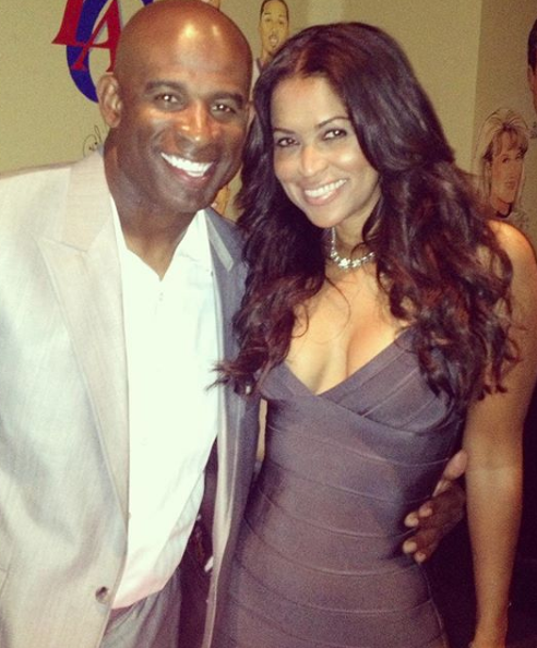 Deion Sanders Reflects On New Fiancée Tracey Edmonds: When