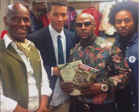 Dapper Dan Publicly Thanks Floyd Mayweather For Supporting Him, Calls Out Artists Who Only Used Him: Y'all Got Famous & NEVER Came Back!