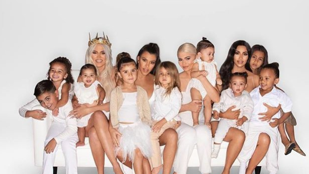 Kardashian & Jenner Sisters File Trademarks For Youngest Children's Names, Except Kourtney Kardashian