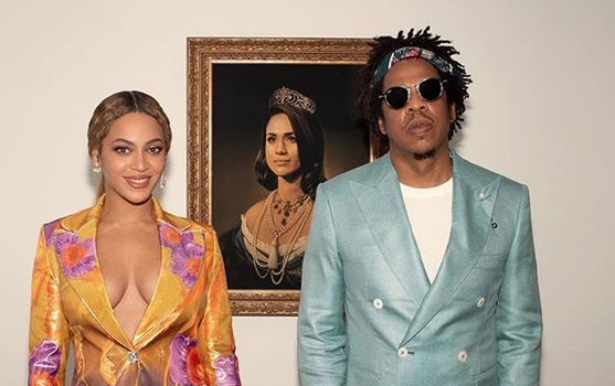 Beyoncé & Jay-Z Pay Homage To Meghan Markle While Accepting Award