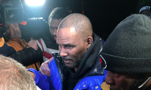 R.Kelly Turns Himself In To Police, Lawyer Says Singer Is Disappointed & Depressed [VIDEO]