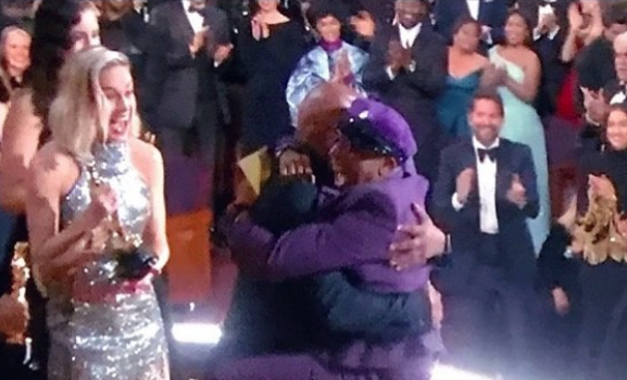 Spike Lee Wins His 1st Oscar! [VIDEO]