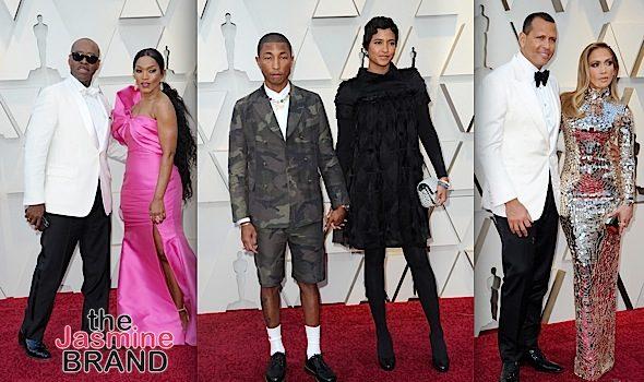 Oscars Red Carpet: Jennifer Hudson, Regina King, Mahershala Ali, Tessa Thompson [Photos]