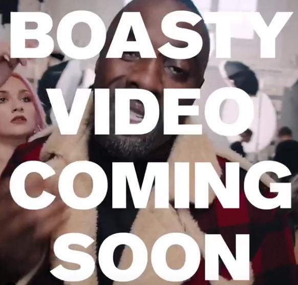 Idris Elba Teases New Video W/ Wiley, Stefflon Don & Sean Paul