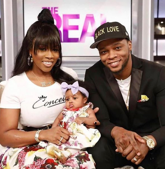 Remy Ma & Papoose Debut Daughter Reminisce [VIDEO]