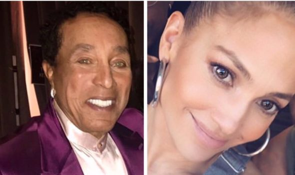 "Smokey Robinson On J.Lo's Motown Tribute, ""Anyone Who Is Upset Is Stupid"""