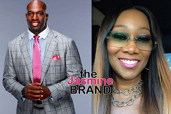 Is Yolanda Adams Dating Omarosa's Ex WWE Star Titus O'Neil?
