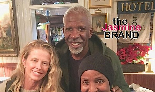 B. Smith's Close Friend Says He Saw Dan Gasby's Girlfriend Hit Her [VIDEO]