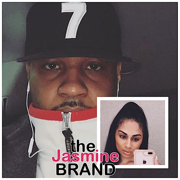 "Carmelo Anthony's Alleged Baby Mama – ""My Daughter Is Good Without Him!"""