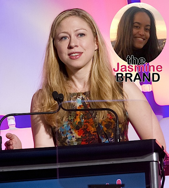Chelsea Clinton Defends Malia Obama Amidst Photos Of Her Drinking Go Viral