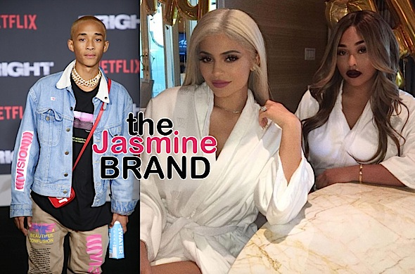 Jordyn Woods Was Introduced To Kardashians By Jaden Smith