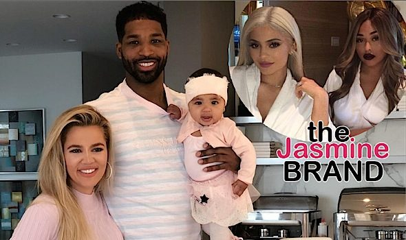 Khloe Kardashian & Tristan Thompson Split After He Allegedly Cheated On Her W/ Kylie Jenner's BFF Jordyn Woods