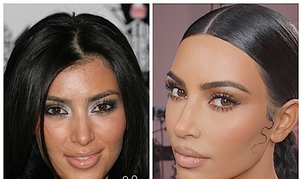 Kim Kardashian – I've Never Had My Nose Done, I Like It Because It Makes Me Look More Ethnic