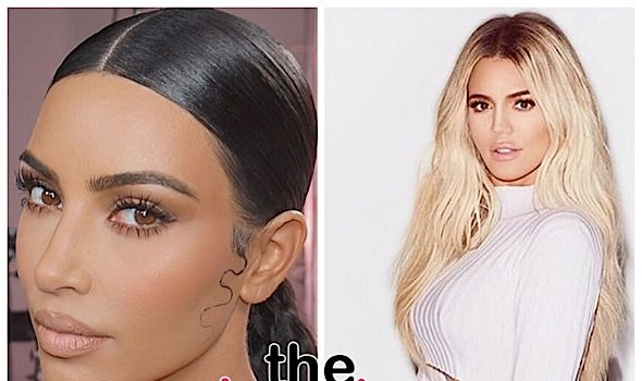 "Kim Kardashian Talks Baby Names For 4th Child + Khloe Kardashian On Continuing To Date Basketball Players, ""I Like What I Like"" [VIDEO]"