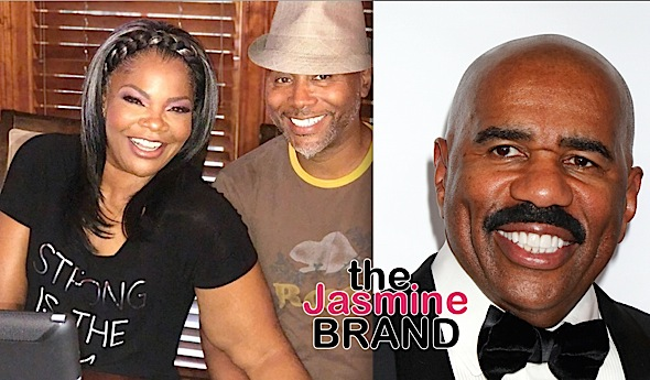 Mo'Nique's Husband Compares Comedian To Dr. King, Reveals What Steve Harvey Told Her After Controversial Appearance On Talk Show