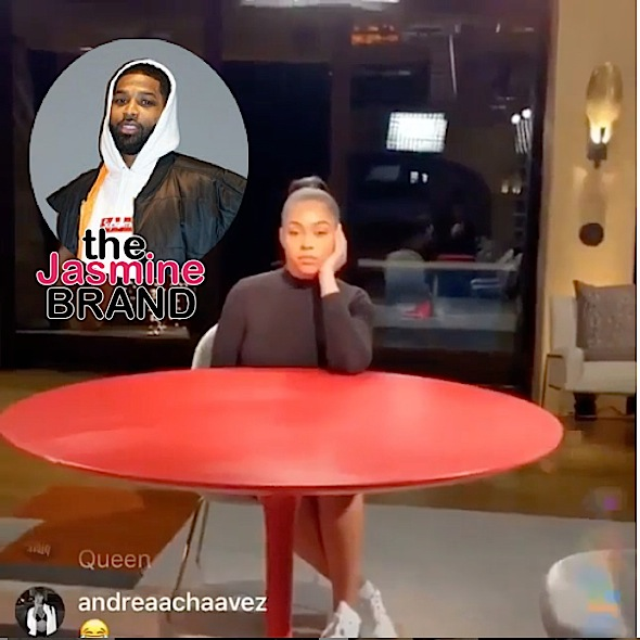 Jordyn Woods To Do 1st Sit Down Interview Since Tristan Thompson Controversy W/ Jada Pinkett-Smith