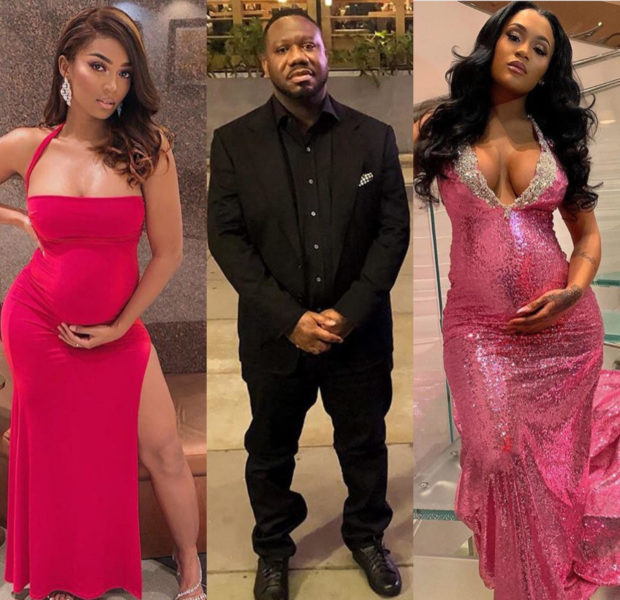Quality Control CEO Pee Spoils Both of His Baby Mamas – Buys Kaylar Will New House, Showers Lira Galore W/ Diamonds