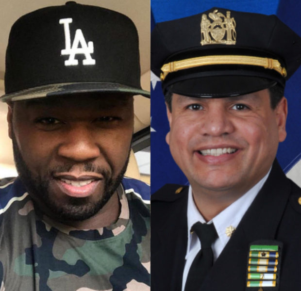 "50 Cent – NYPD Officer Commanded Officers To Shoot Rapper ""On Sight"""