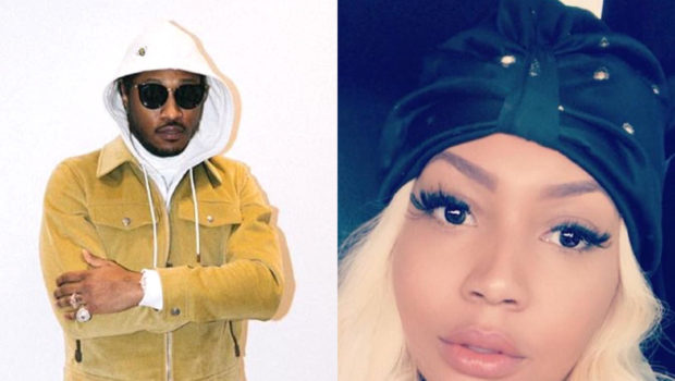 Future's Baby Mama Brittni Mealy Denies Being Beat Up At Gunna's Listening Party
