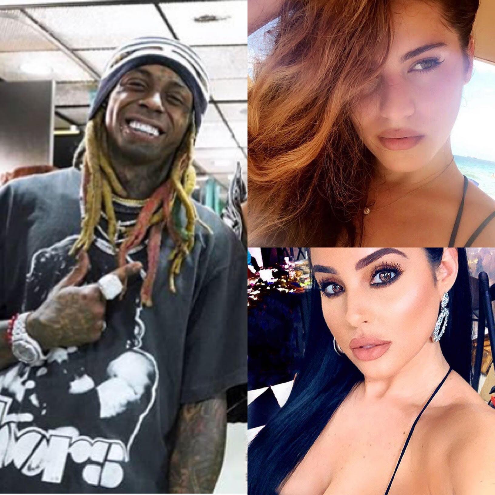 Lil Wayne's Fiancée Says Rapper Is Cheating On Her w ... Lil Wayne Wife 2019